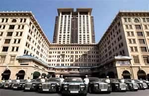 Peninsula Hotel Hong Kong. Przykład świetnej formy Feng Shui