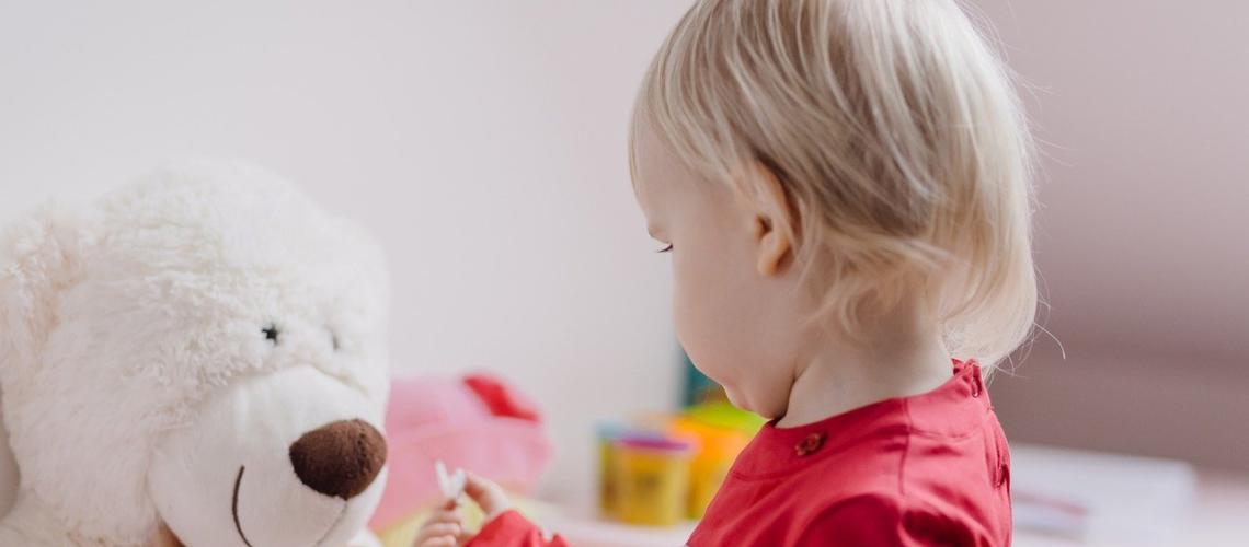 Dobra energia w pokoju dziecka